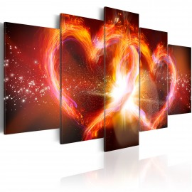 Kép The fire of love