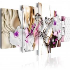 Kép Orchids pink flowers