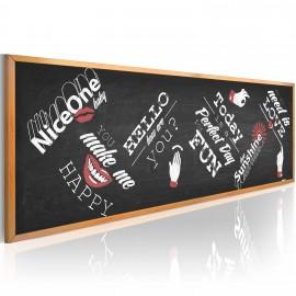 Kép Funny blackboard
