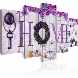 Kép Purple House