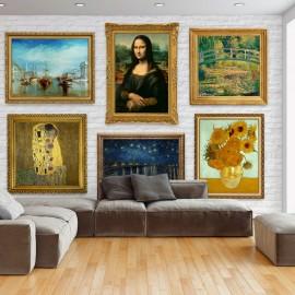 Fotótapéta Wall of treasures