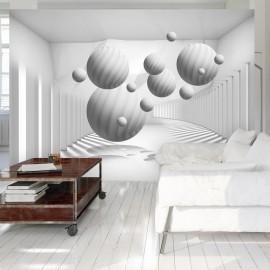 Fotótapéta Balls in White