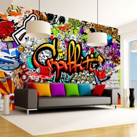 Fotótapéta Colorful Graffiti