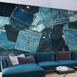Fotótapéta Jeans Pockets