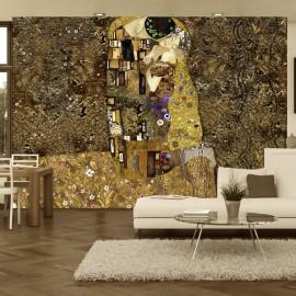 Fotótapéta Klimt inspiration Golden Kiss