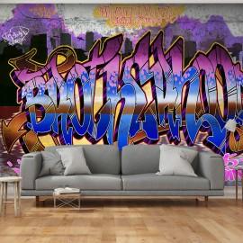 Fotótapéta Colorful Mural