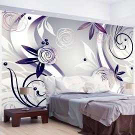Fotótapéta Purple roses
