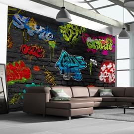 Fotótapéta Graffiti wall