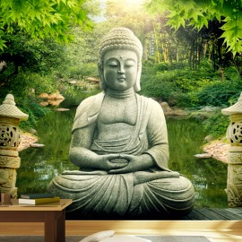 Fotótapéta Buddhas garden