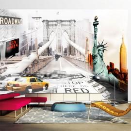 Fotótapéta New York streets