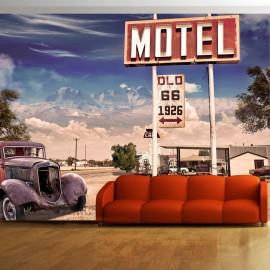 Fotótapéta Old motel