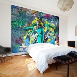 Fotótapéta Graffiti maker