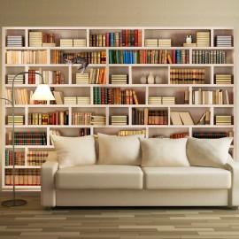 Fotótapéta Home library