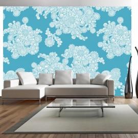 Fotótapéta Flowery clouds