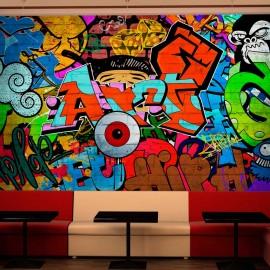 Fotótapéta Graffiti art