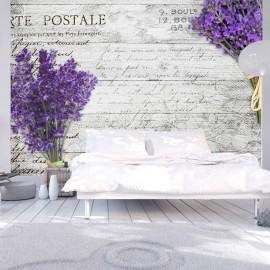 Fotótapéta Lavender postcard