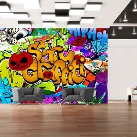 Fotótapéta Scary graffiti