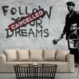 Fotótapéta Dreams Cancelled (Banksy)