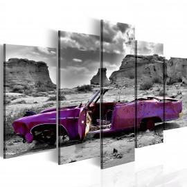 Kép Retro autó Colorado Desert 5 db