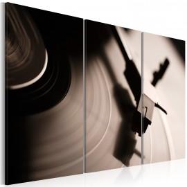 Kép A stylish gramophone