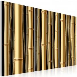 Kép Brown bamboo stalks