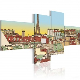 Kép Fabulous Paris