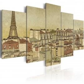 Kép Parisian past centuries
