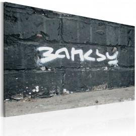 Kép Banksy signature