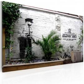 Kép Graffiti area (Banksy)