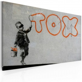 Kép Wallpaper graffiti (Banksy)