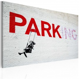 Kép Parking (Banksy)