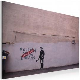 Kép Follow your dreams cancelled (Banksy)