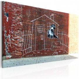 Kép Grounded (Banksy)