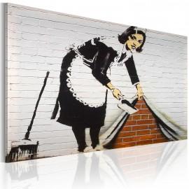 Kép Takarítónő (Banksy)