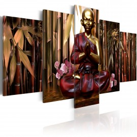 Kép Bamboo temple