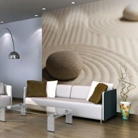 Fotótapéta Sand and zen