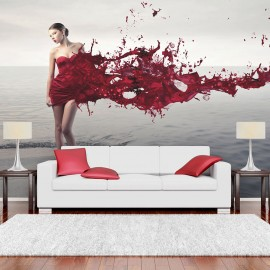 Fotótapéta Red beauty