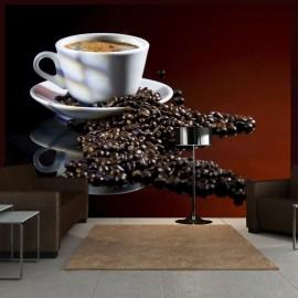 Fotótapéta cup coffee