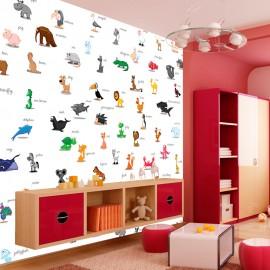 Fotótapéta animals (for children)