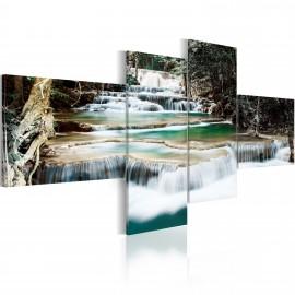 Kép Forest cascade