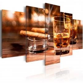 Kép Whiskey and cigar