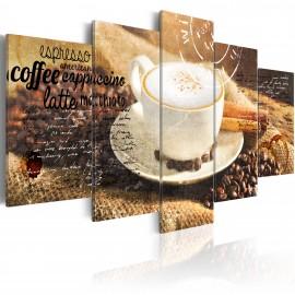 Kép Coffe, Espresso, Cappuccino, Latte machiato ...