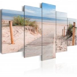 Kép Morning on the beach