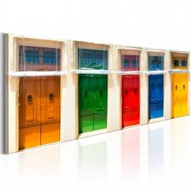 Kép Colourful Doors