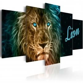 Kép Gold lion
