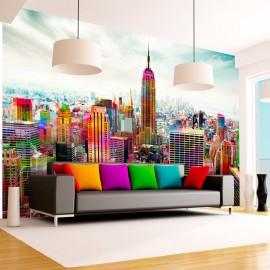 Fotótapéta Colors of New York City