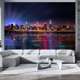 Fotótapéta Romantic moments in New York City