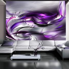 Fotótapéta Purple Swirls