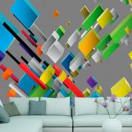 Fotótapéta Color puzzle