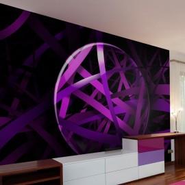 Fotótapéta Ribbon Of Purple